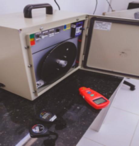 Laboratório de Tempo e Frequencia 01