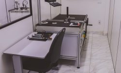 Laboratório de Força, Torque e Dureza