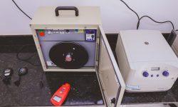 Laboratório de Força, Torque e Dureza - ok Laboratório de Tempo e Frequência